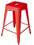 Tolix Bar Stool by Xavier Pauchard