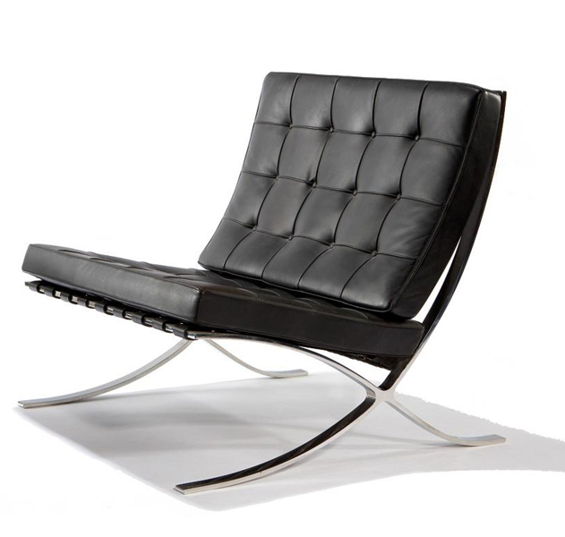 Barcelona Arm Chair by Mies Van De Rohe