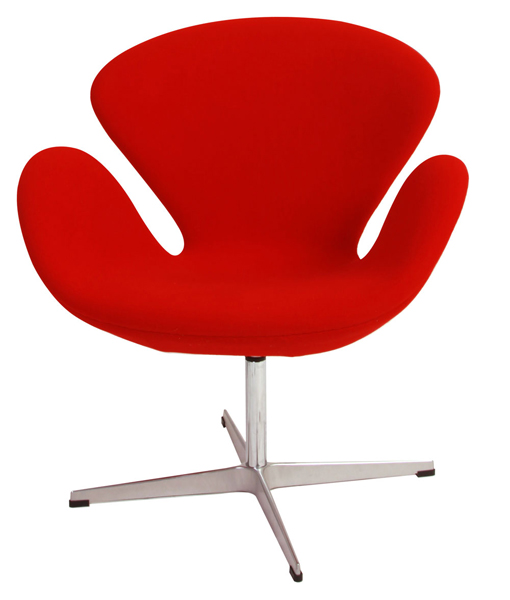 Swan Arm Chair by Arne Jacobsen