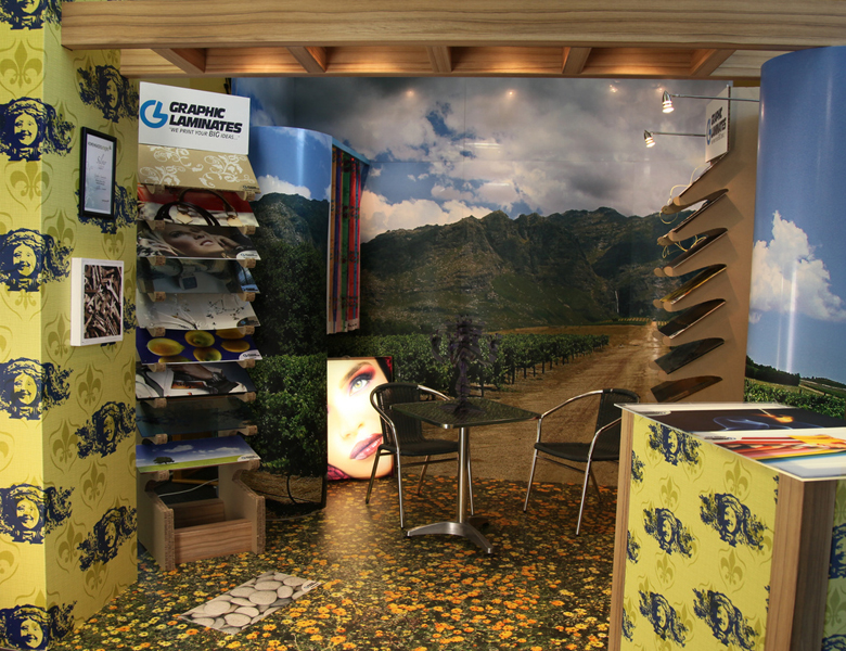 Green Expo Stand